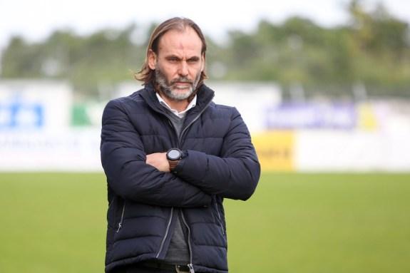 Tάτσης: «Πετύχαμε μία μεγάλη νίκη με καλό ποδόσφαιρο»