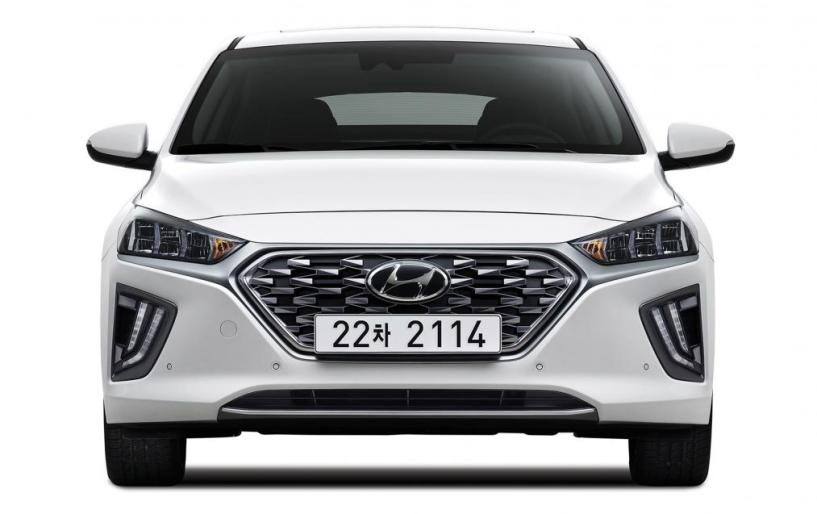 Hyundai Ioniq 2019: Ανανέωση στα σημεία