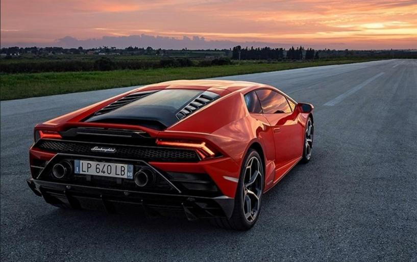Lamborghini Huracan Evo 2019: Ισχυρή… εξέλιξη