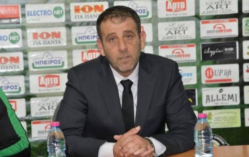 """Παπαματθαιάκης: """"Μας αδικεί το τελικό αποτέλεσμα"""""""