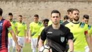 Οι Διαιτητές της 20ης αγωνιστική στον 5ο όμιλο της Γ' Εθνικής