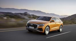 Δύο νέοι V6 κινητήρες για το Audi Q8