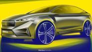 Skoda Vision iV Concept: Η δυναμική της ηλεκτροκίνησης
