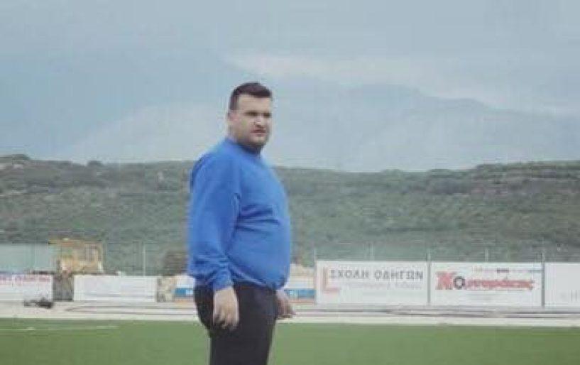 """Αθανασάκης: """"Η συμπεριφορά του βοηθού αμαυρώνει την εικόνα του τοπικού"""""""