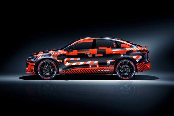 Αudi e-tron Sportback: Ο νέος ηλεκτρικός και σπορ… κρίκος