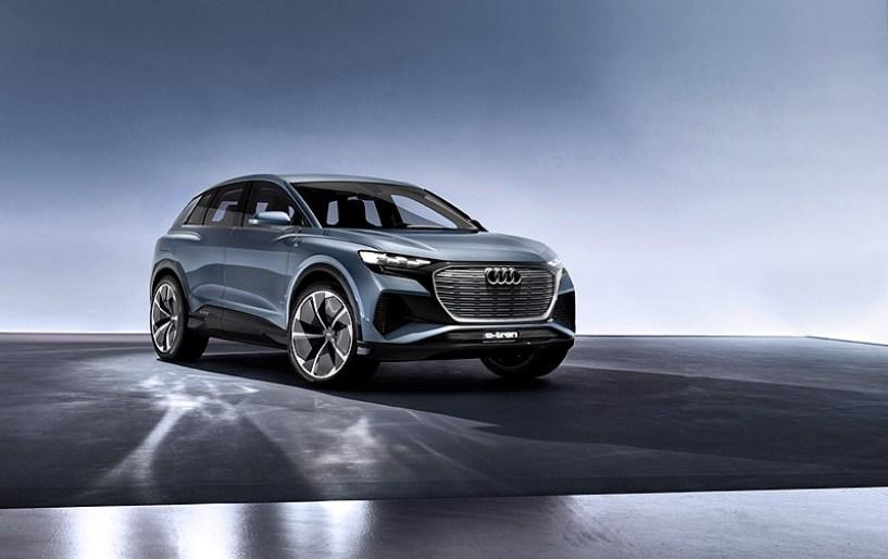 Audi Q4 e-tron Concept: Ο… πέμπτος ηλεκτρικός κρίκος