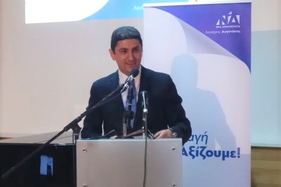 Αυγενάκης: «Ερασιτεχνικός και επαγγελματικός αθλητισμός: διασφαλίζουμε το μέλλον του»