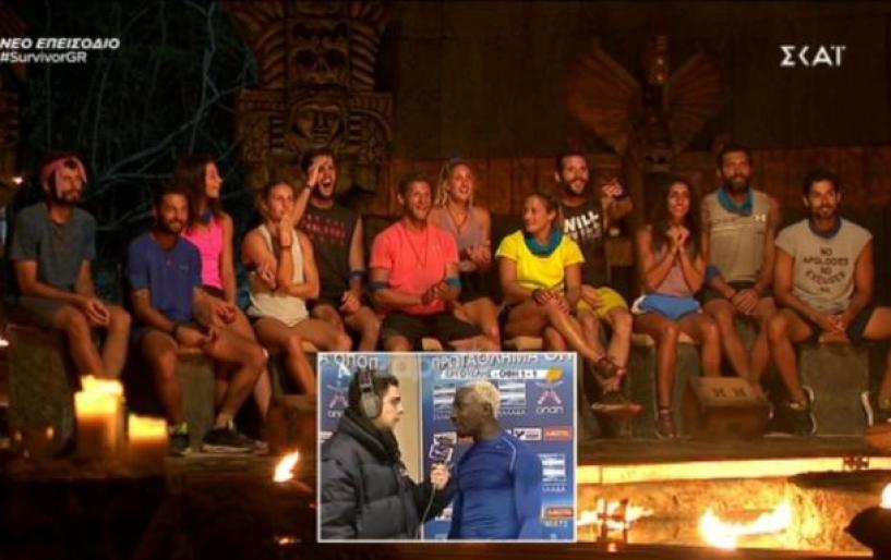 Video | Χαμός στο Survivor με την ανακοίνωση για τον Ογκουνσότο!