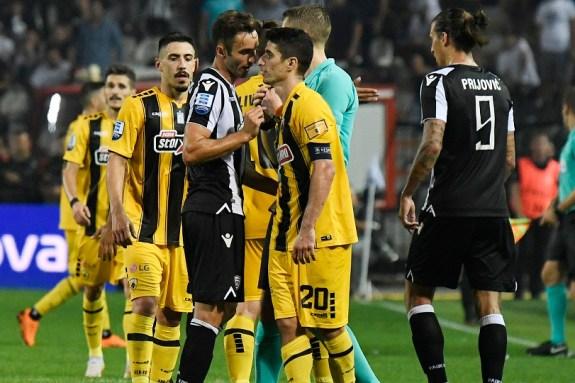 Τρίτη συνεχόμενη χρονιά ΑΕΚ – ΠΑΟΚ στον τελικό