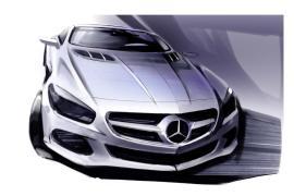 Δια χειρός AMG η νέα γενιά της Mercedes-Benz SL