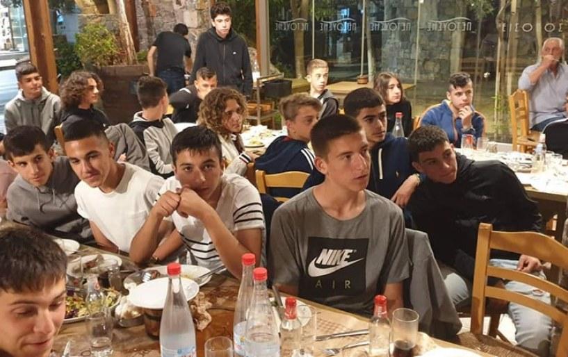 «Αντίο» στις Μικτές ομάδες της ΕΠΣΗ με αποθέωση του Μάρκου Κλουβιδάκη