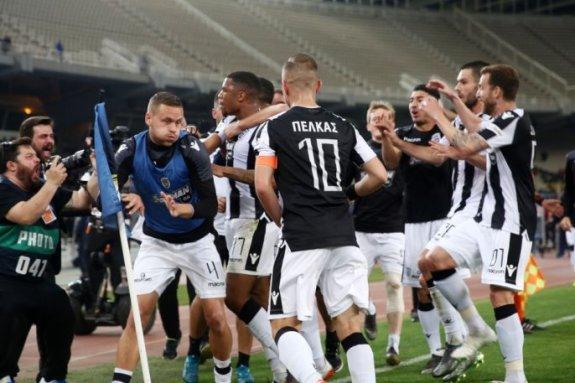 Κυπελλούχος ο ΠΑΟΚ: Νίκησε 1-0 την ΑΕΚ και κατέκτησε το νταμπλ