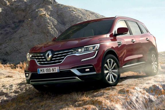 Renault Koleos 2020: Ανανέωση με δύο νέες diesel προσθήκες