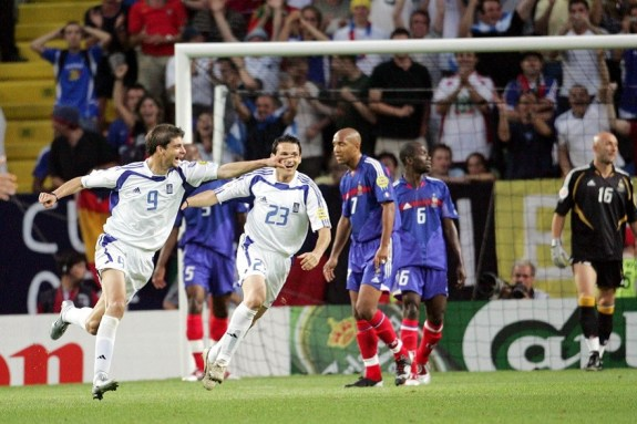 Video | Σαν σήμερα το έπος κόντρα στη Γαλλία στο Euro 2004