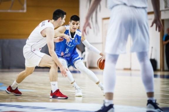 Με αντίπαλο την Σλοβενία η Εθνική για τις θέσεις 9-12