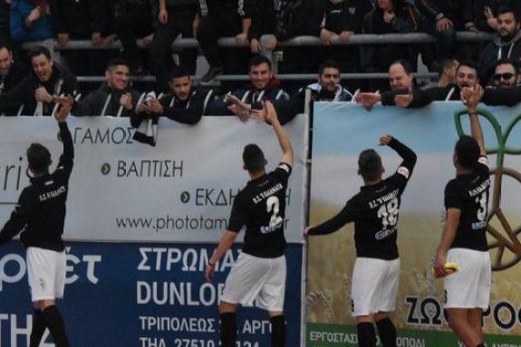 Δεν κατεβαίνει ο Νέστος Χρυσούπολης στην Football League