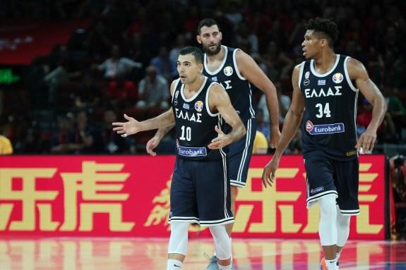 """""""Κέρδισε"""" μία θέση στην παγκόσμια κατάταξη της FIBA"""