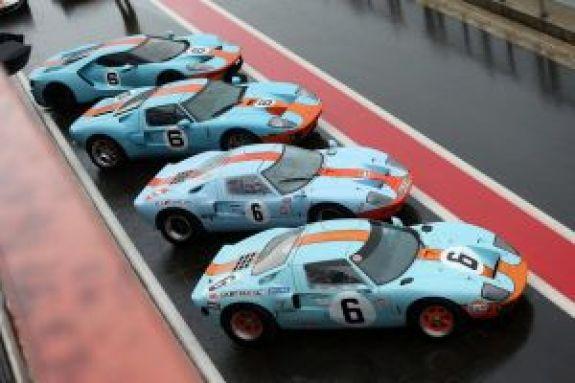 «Ford GT40 Le Mans '69 Revival»