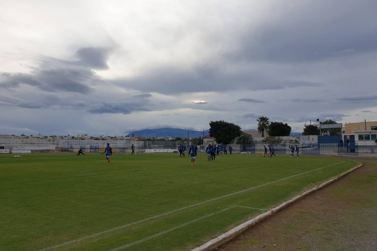 Στο Γήπεδο θα ανακοινώσει την 18άδα ο Ανδρουλάκης