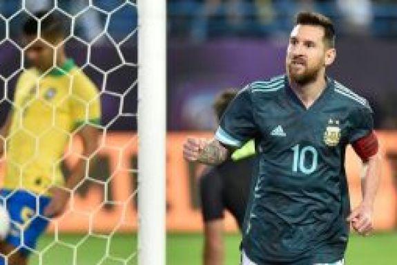 Βραζιλία – Αργεντινή 0-1