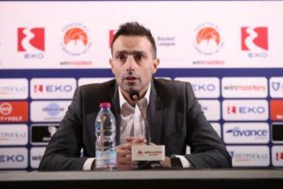 Χαραλαμπίδης: «Δεν τα παρατήσαμε μέχρι το τελευταίο δευτερόλεπτο»