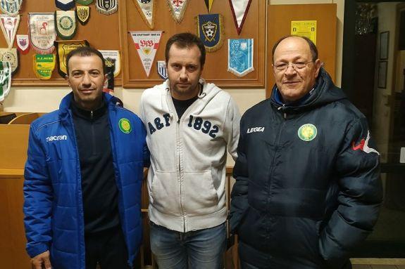 Ο Ζερβίδης νέος προπονητής στο Λίντο