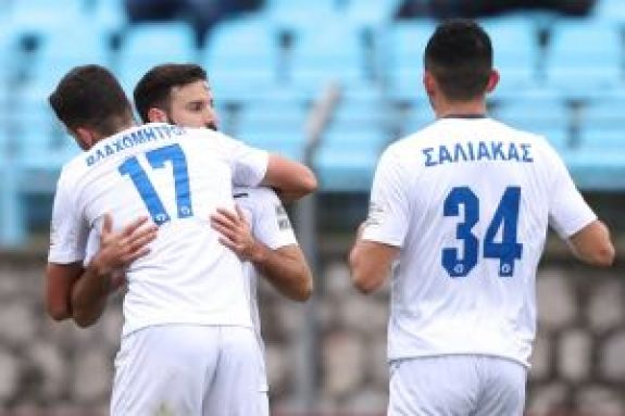 Λαμία- Αιολικός 3-0