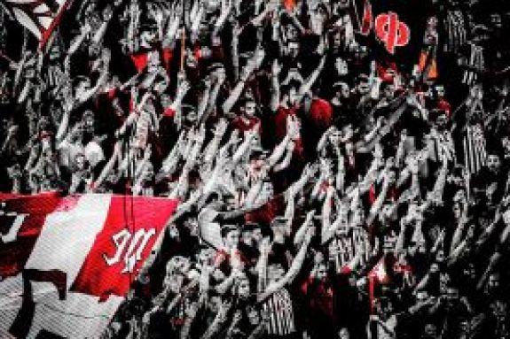 Ολυμπιακός: Πάνω από 2.000 οπαδοί στην Τρίπολη