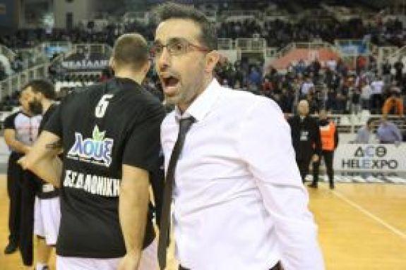 Χαραλαμπίδης: «Συγκεντρωμένοι για την πρώτη εκτός έδρας νίκη»