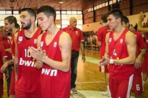 ΑΣ Καρδίτσας-Ολυμπιακός Β' (58-49)