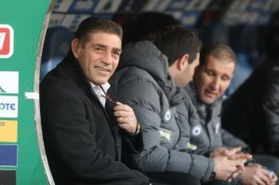 Παντελίδης: «Το ματς μας στράβωσε 2 φορές, στο 2-0 τελείωσαν όλα»