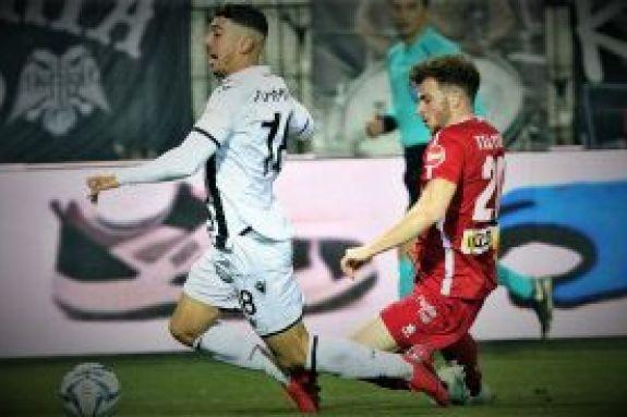 ΠΑΟΚ – Βόλος 1-0 : Το πέναλτι ο δανεικός, τη νίκη ο Δικέφαλος