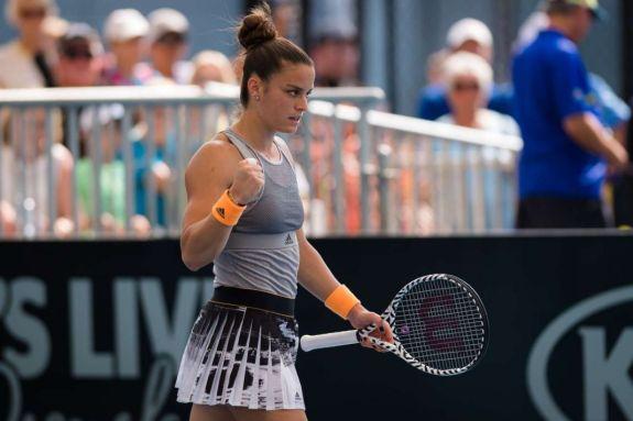 Προκρίθηκε στους «32» του Australian Open η Σάκκαρη!