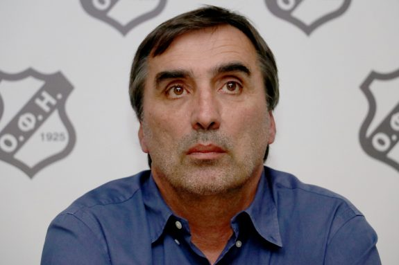 """""""Οργώνει"""" την Ευρώπη ο Γιάννης Σαμαράς για λογαριασμό του ΟΦΗ"""