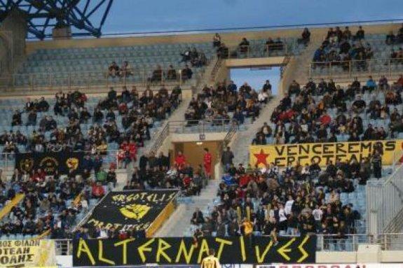 "Alternatives: ""Παρά την αντιποδοσφαιρική ώρα και μέρα η ομάδα μας χρειάζεται"""