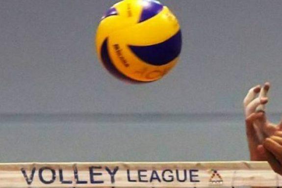 Δράση το Σ/Κ στην Volley League