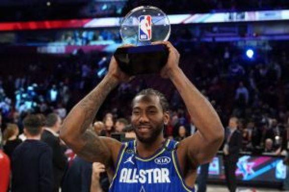 All Star Game: MVP ο Λέοναρντ και αφιέρωση στον Κόμπι Μπράιαντ (vid)