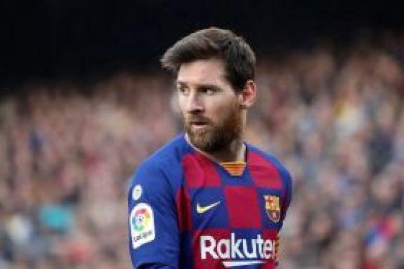Μέσι: «Η Βαρκελώνη είναι σπίτι μου!»