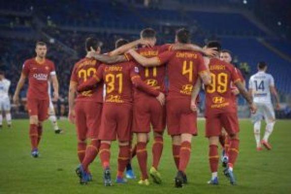 Ρόμα- Λέτσε 4-0