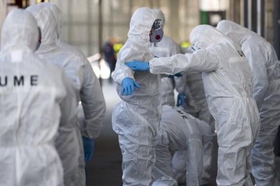 Κορωνοϊός: Σοκ με νέο αρνητικό ρεκόρ στην Γαλλία – 509 θάνατοι σε μια μέρα