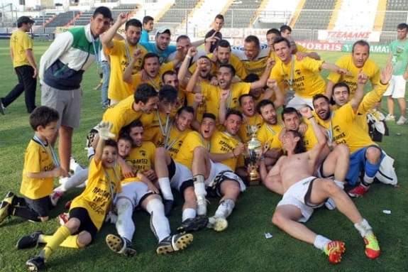 ΑΕΚ 2011-2012: Η πιο μαγική χρονιά στην ιστορία της – Πρωτάθλημα και Περιφερειακό!