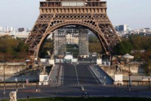 Γαλλία: Πάνω από 1.300 θάνατοι από κορωνοϊό σε μία μέρα