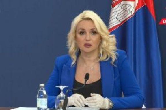 Σερβία: Η εντυπωσιακή επιδημιολόγος που ενημερώνει τους Σέρβους για τον κορωνοϊό (pic & vid)