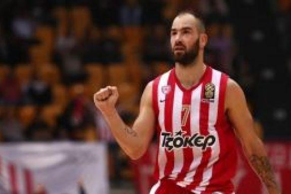 Η Euroleague θυμήθηκε το buzzer beater του Σπανούλη στο ντέρμπι αιωνίων (vid)