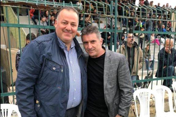 """Γεωργιάδης: """"Είμαι πάντα εδώ και πάντα κοντά στον Ηρόδοτο"""""""