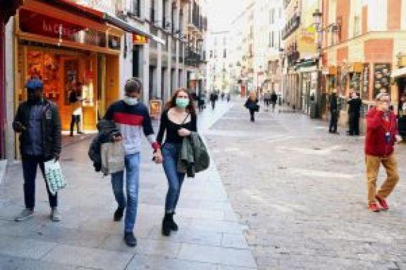 Κορωνοϊός – Ισπανία: Μαδρίτη και Βαρκελώνη ξεκινούν την πρώτη φάση της χαλάρωσης του lockdown
