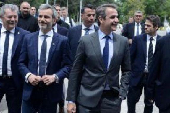 Άρης: Ο Μητσοτάκης τα είπε με τον Ζέρβα για το θέμα της FIFA