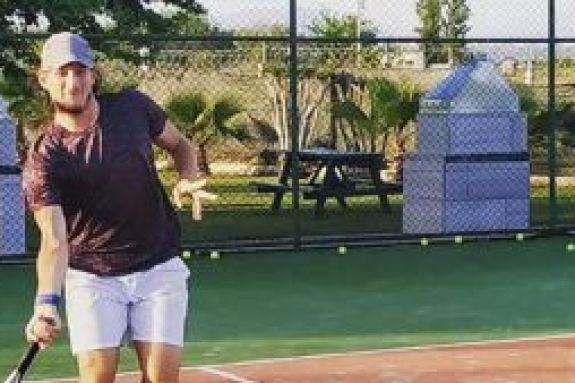 Ελληνας τενίστας υποψήφιος για το συμβούλιο παικτών στην ITF! (pic)