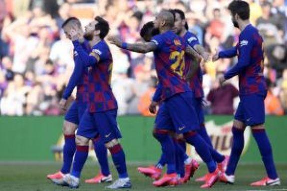 «Πέντε παίκτες της Μπαρτσελόνα θετικοί στον κορωνοϊό»