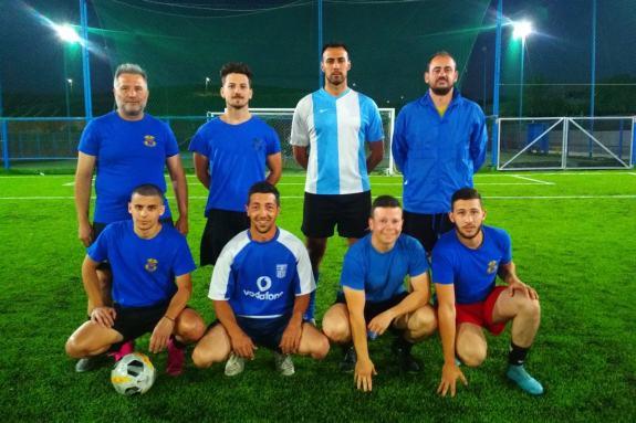 Πλούσια ποδοσφαιρική δράση
